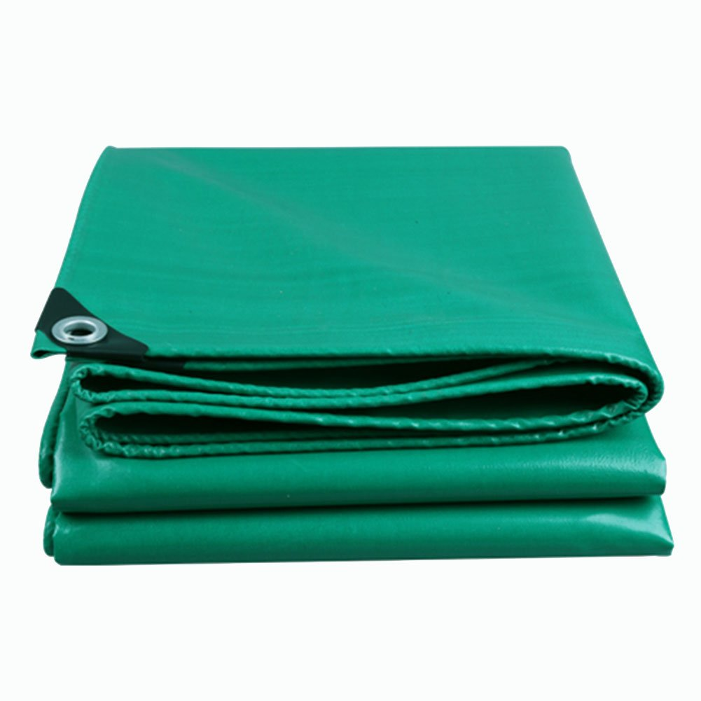 JIANFEI オーニング 防水耐寒性耐寒性防食折り畳みが容易なPVC厚さ0.4mmカスタマイズ可能 (色 : Green, サイズ さいず : 2.8x2.8m) B07FVV5KTP 2.8x2.8m|Green Green 2.8x2.8m