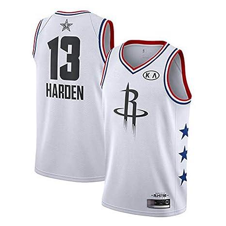TGSCX Respirable y Holgada Camiseta de Baloncesto, NBA ...