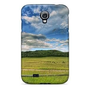 For Galaxy S4 Fashion Design Calgary Foothills Case-IIVCxNm5288RwlFx