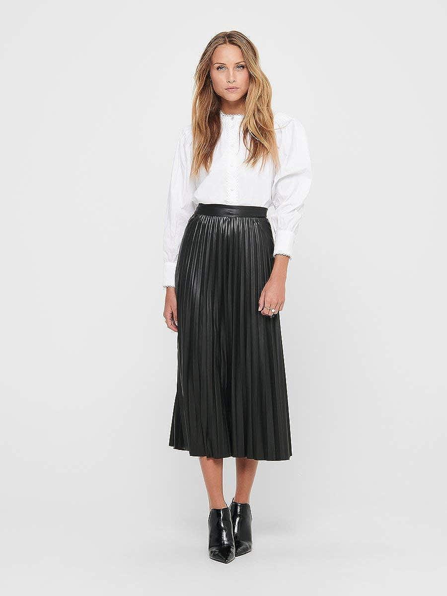 ONLY Damen Onlanina New Skirt JRS Rock