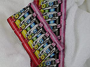 1000 Colored Condoms, Joe Lube Ultra Thin for Extra Pleasure