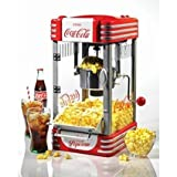 Nostalgia Electrics Coca-Cola Series Kettle Popcorn Maker, RKP630COKE by Supernon