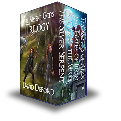 The Absent Gods Trilogy: Boxed Set for sale  Delivered anywhere in Canada