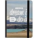 caseable - Funda para Kindle y Kindle Paperwhite, diseño Dream it