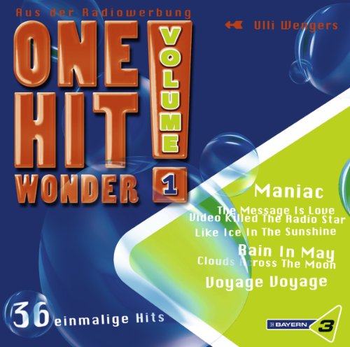 F.R. David - Ulli Wengers One Hit Wonder! Vol. 1 - Zortam Music