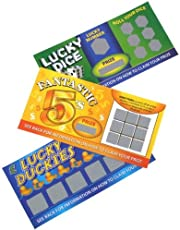Henbrandt 12 Joke Lotto Tickets - Loterij Tickets