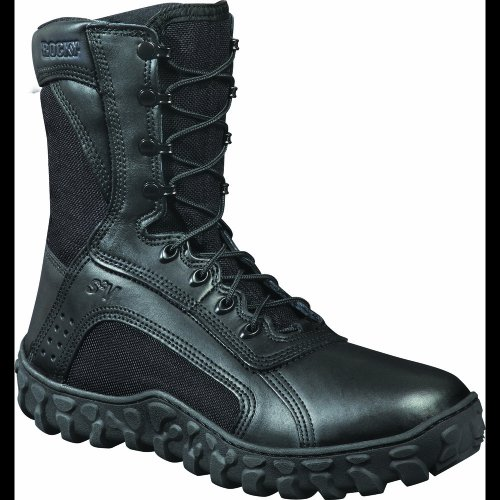 Rocky Tactical Boots Men 8 1/2 S2V Special FQ0000102