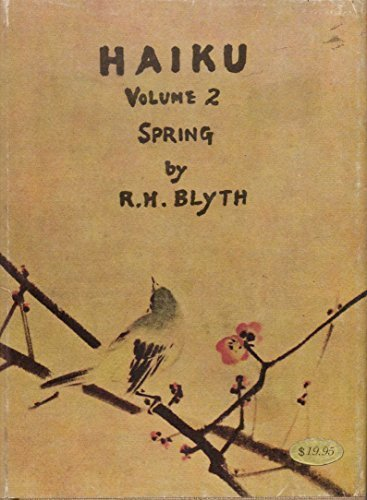 Haiku: Spring v. 2 (English and Japanese Edition) by Brand: Nippon Shuppan Hanbai Deutschland GmbH