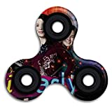 Icarly Benson Tri-Spinner Fidget Hand Spinner Stress Reducer Toy For Kids And Adult