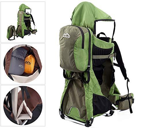 MONTIS RANGER PRO – Premium Backpack/Child Carrier – Holds up to 25kg