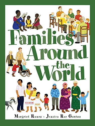 Families Around the World: Margriet Ruurs, Jessica Rae Gordon ...