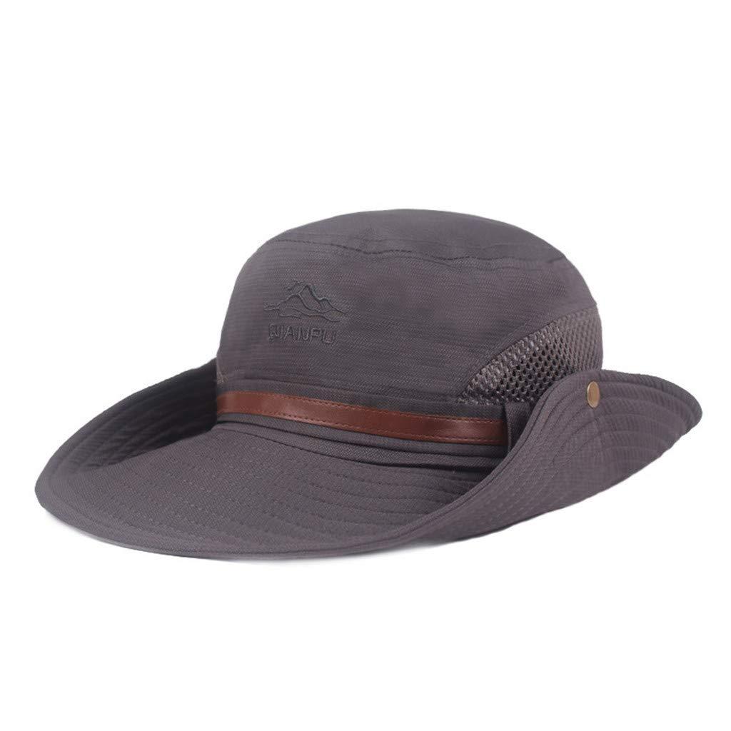 Sombreros y Gorras de Acampada y Marcha para Hombre Gorros y ...