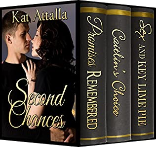 book cover of Second Chances: Boxed Set