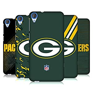 Official NFL Green Bay Packers Logo Hard Back Case for HTC Desire 820