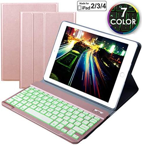 eoso Keyboard Wireless Protective Backlight product image