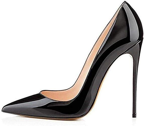 hot sale los angeles factory authentic Amazon.com | High Heels Pumps Silver Wedding Shoes Nude ...