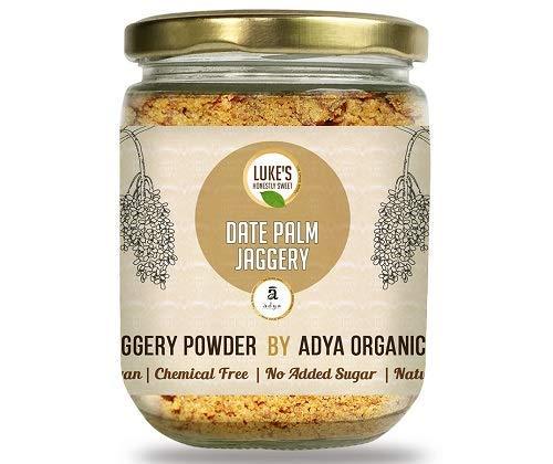ADYA ORGANICS Date Jaggery Powder(Pack of 1)