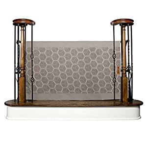 Amazon Com The Stair Barrier Baby And Pet Gate