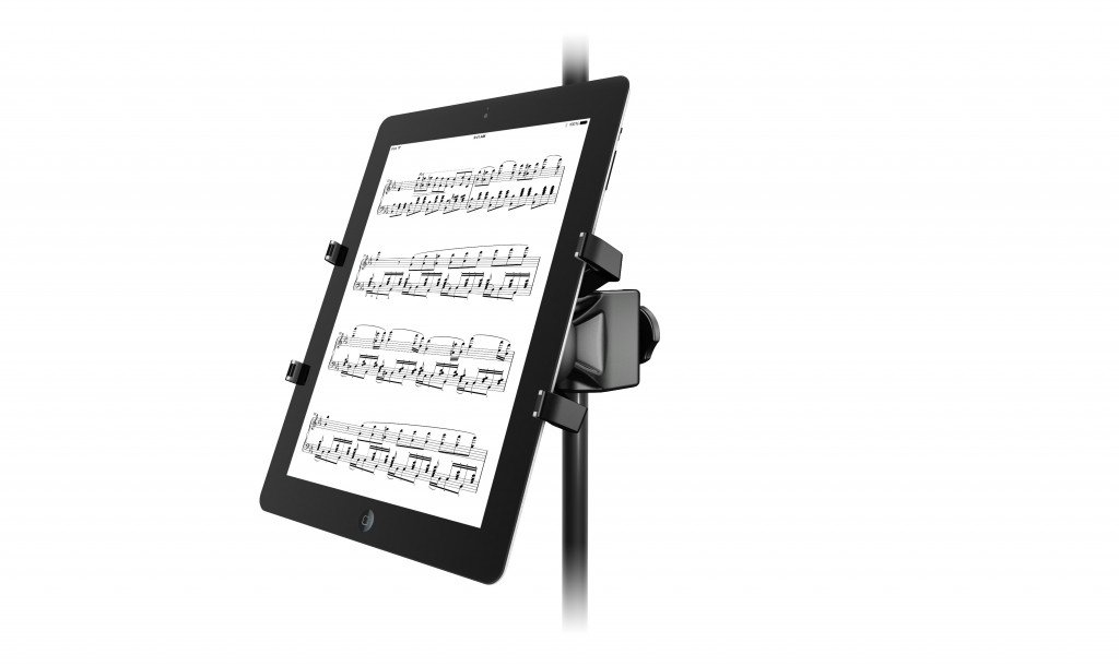 IK Multimedia iKlip Xpand universal mic stand support for iPad and tablets by IK Multimedia (Image #7)