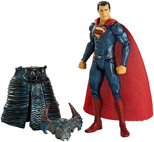 Mattel DC Comics Multiverse Justice League Superman Action Figure, 6
