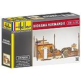 Heller - 81250 - Diorama Ruines Normandie - 59 Pièces - Echelle 1/35