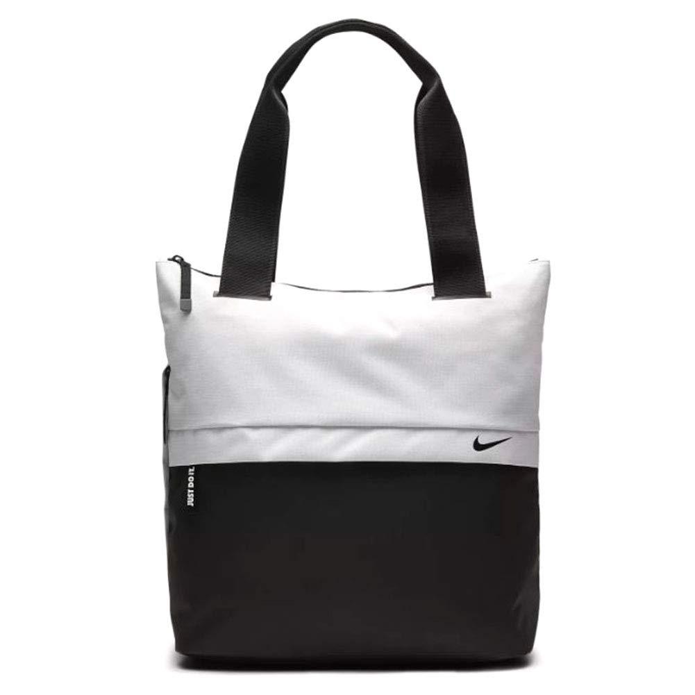 the latest a9175 acf69 Nike W NK Radiate Tote, Besaces Femme, Multicolore (Vast GreyBlack Blac),  8x15x20 cm (W x ...