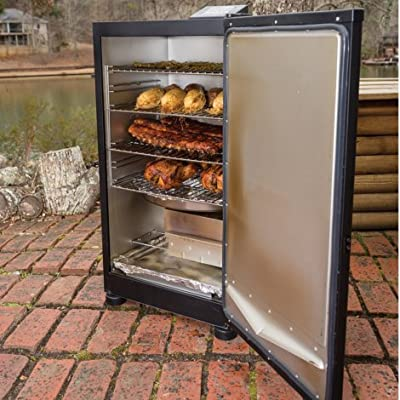 Masterbuilt Sportsman Elite Digital Electric Smoker from MASTERBUILT !