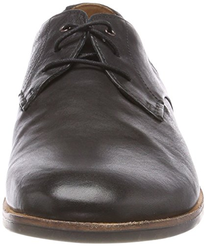 Black Leather Scarpe Stringate Nero Derby Walk Uomo Broyd Clarks qAFZBwaw