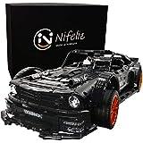 Nifeliz Sports Car P1 MOC Technique Building...