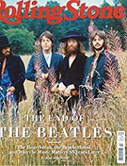 Rolling Stone Magazine, September 2020 | The End of the Beatles