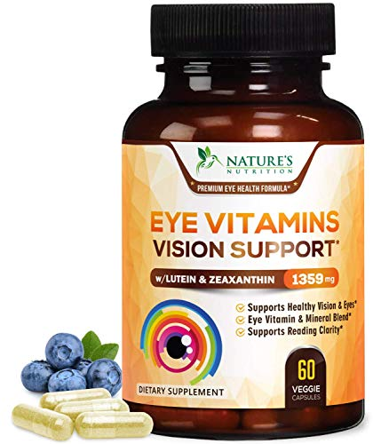Eye Vitamins with Lutein