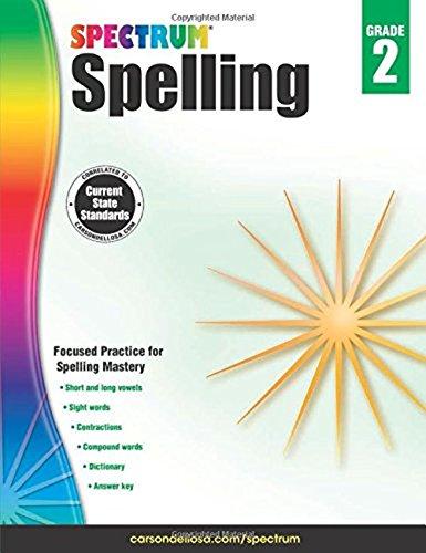 Best spectrum phonics grade 2