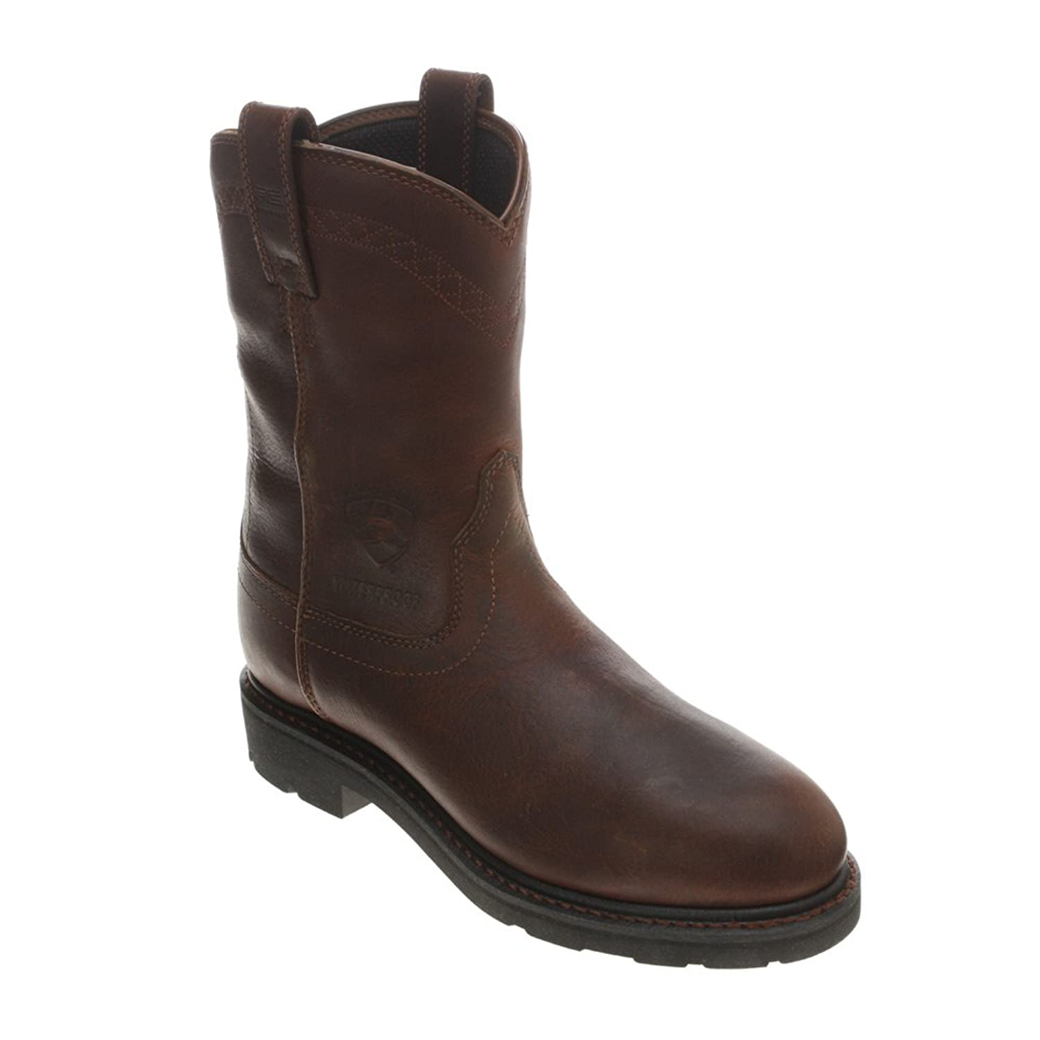 Ariat Mens Sierra H2O Steel Toe Western Work