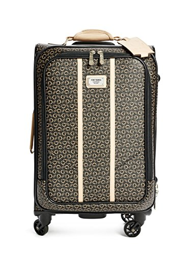 G by GUESS Women's Robin Logo Spinner Suitcase