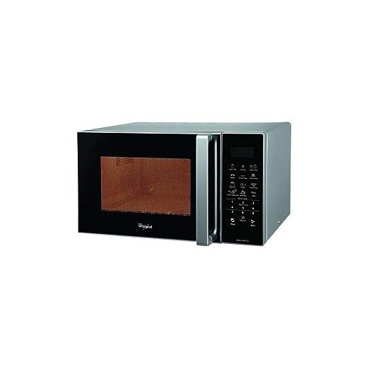 WHIRLPOOL MWO616/01 SIL - Micro-ondes grill silver - 25L - 900 W ...