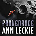 Provenance Audiobook by Ann Leckie Narrated by Adjoa Andoh