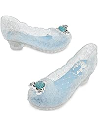 Cinderella Costume Shoes For Kids Size 9/10