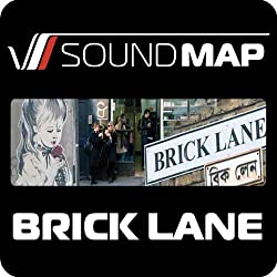 Soundmap Brick Lane