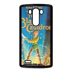 LG G3 Cell Phone Case Covers Black Black Cauldron, The J9892763