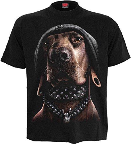 Spiral - T-shirt - Femme noir noir