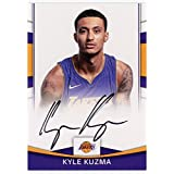 Kyle Kuzma 2017-18 Panini Donruss Basketball Next Day Autograph Rookie RC Card - Panini Certified - Basketball Slabbed Autographed Cards
