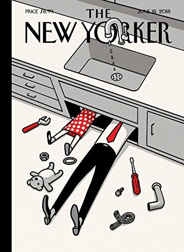 The New Yorker Magazine (June 18 2018) Father's Day Off
