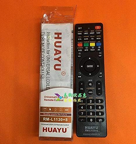 Calvas - Mando a Distancia Universal para televisor JVC SKYWORTH ...