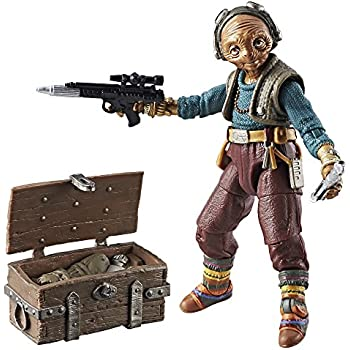 Star Wars The Black Series Episode 8 Maz Kanata, 6-inch