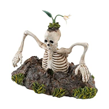 Department 56 4025397 Halloween Accessories for Dept 56 Village Collections Grave Escape Village Accessory, 2.17-Inch