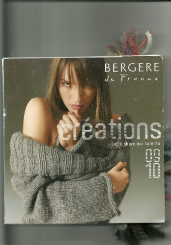 Bergere de France Criations 09-10 (Criations Pattern book)