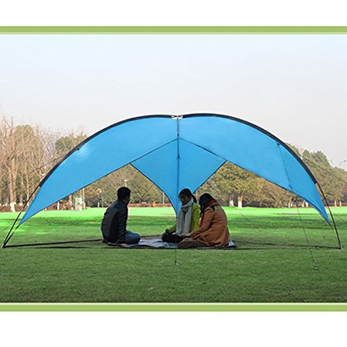 Agptek Outdoor Sunshade Basecamp Shelter Tripod Beach