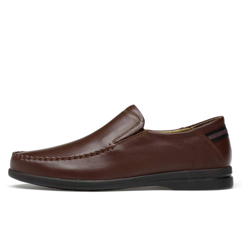 SHENNANJI SHENNANJI SHENNANJI Formelle Schuhe der Herrenmode Oxford beiläufige Bequeme leichte weiche Belegschuhe 64d1e5