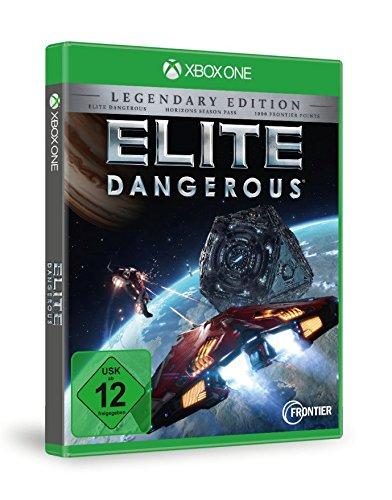 No Name (foreign brand) Xbo Elite Dangerous Legendary Edition: Amazon.es: Videojuegos