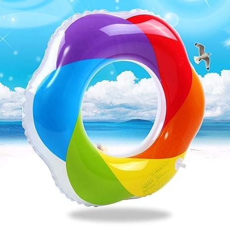 Agua Inflable Donuts Swim Ring/Lifebuoy Verano Piscina Portátil ...